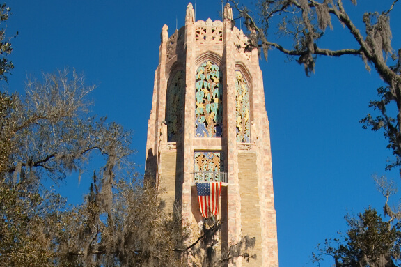 Military discounts at Bok Tower Gardens