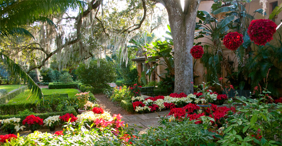 Christmas Events in Central Florida ‹ Bok Tower Gardens